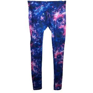 First Looks Galaxy Seamless Space Leggings